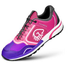 Giesswein Wool Cross X Schoenen Dames, roze/violet